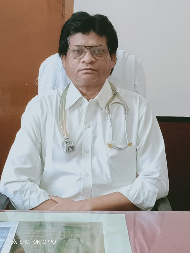 Dr. Bhagwan Singh Thakur  M.B.B.S
