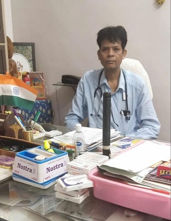 Dr Ashok Thakur